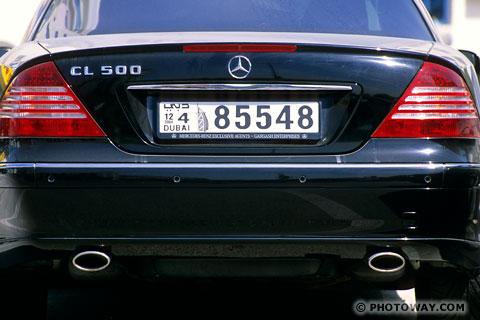 Image Mercedes CL 500 Photos Mercedes CL 500 coupe photo CL 500 in Dubai