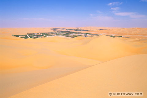 Liwa Oasis Travel Guide