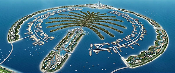 Palm Island Is One Of The Most Attractive Palces In Entire GlobePalm Islands Are Two Artificial Jumeirah And Jebel Ali